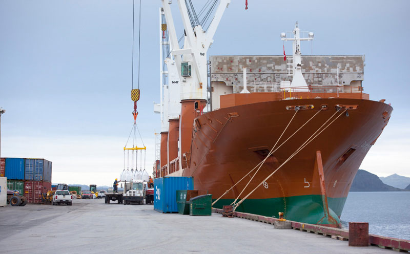 Loading and Discharging operations